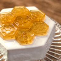 蜂蜜のケーキ